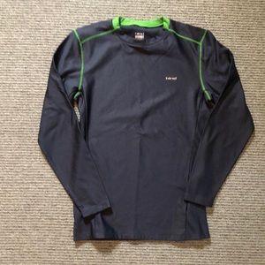 Hind fleece lined outdoor sports shirt. Men's Sm